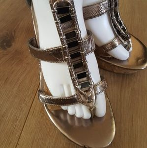 DV wedges with Bling